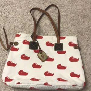 Dooney & Bourke cloth handbag